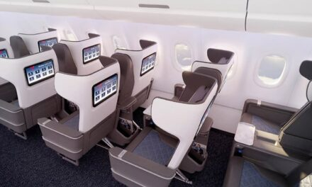 Delta unveils first-class seat for A321neo