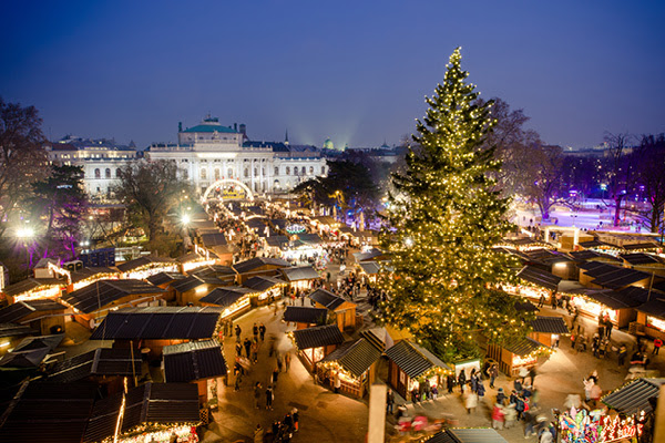 Yuletide Cheer Cruise at Europe's Christmas Markets